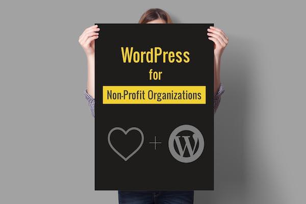 WordPress for nonprofit organizations workshop