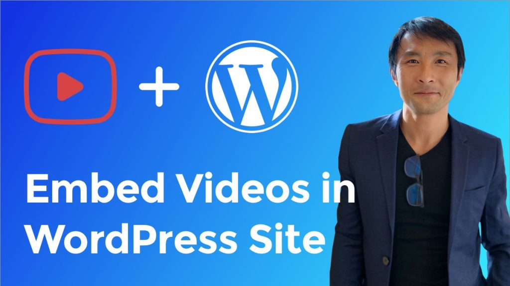 How to embed videos in WordPress blog posts
